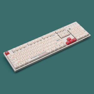 英語配列のキーボード